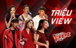 Không chỉ gây bão Trending, 'đường đua' The Voice còn khởi đầu bằng loạt tiết mục triệu view này!
