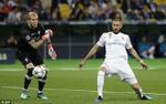 Clip: Thủ môn Liverpool 'bán độ' 2 bàn thắng giúp Real lập 'hat-trick' vô địch