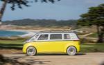 Cận cảnh xe microbus 'huyền thoại' của Volkswagen sẽ trở lại thị trường năm 2020