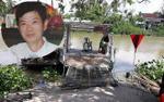 Bắt giữ người chồng nghi chém chết vợ rồi ném xác xuống sông