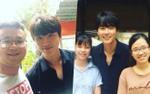 Đến Đà Nẵng nghỉ dưỡng cùng đoàn phim, Yoon Si Yoon thân thiện selfie cùng fan Việt