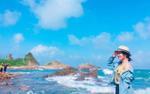 Nữ sinh 9x gây 'sốt' khi chia sẻ kinh nghiệm du lịch Cô Tô giá 1,3 triệu đồng