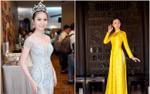 Vẻ đẹp 'không góc chết' của Hoa hậu Biển Việt Nam toàn cầu Kim Ngọc - Nữ giám khảo chấm giải cho 'Sinh viên thanh lịch'