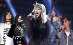 'Quẩy' một mình chưa đủ, Taylor Swift còn dắt díu cả hội bạn thân đến 'Reputation Tour' cơ!