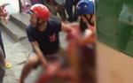 Bị truy đuổi, nhóm cướp dùng dao đâm gục 2 thanh niên trên đường phố Sài Gòn