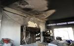 Cháy chùa ở Đà Nẵng, kho hàng doanh nghiệp gửi nhờ bị thiêu rụi