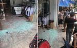 Nghi án nổ súng vào tiệm quần áo sắp khai trương, 1 cô gái bị thương