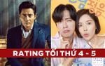 Rating tối thứ 4 và 5: 'Suit' của Jang Dong Gun dẫn đầu, 'Trai đẹp' của Nam Goong Min gây thất vọng