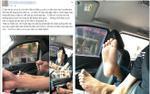 Đau đầu vì sếp có thói quen gác chân thẳng lên ghế lái, tài xế nhờ cộng đồng mạng 'mách nước' cách xử lý