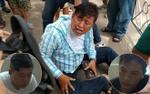 2 tên cướp tháo chạy, té xuống đường bị dân bắt giữ sau khi giật túi xách ở Sài Gòn