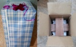 Ông chồng 'bá đạo' gửi tặng vợ 1 thùng gạch vào ngày sinh nhật và câu chuyện phía sau khiến nhiều người ngưỡng mộ