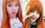 Fan BlackPink 'ném đá' Chaeyoung (TWICE) thậm tệ vì dám… để màu tóc giống Lisa