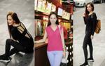 Qua bao nhiêu năm, vậy mà hoa hậu Mai Phương Thúy vẫn mắc lỗi khi diện quần legging bó chẽn