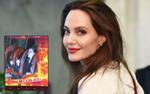 Rạng rỡ ngày sinh nhật: Angelina Jolie rời phim trường 'Maleficent 2' dẫn con đi chơi công viên giải trí