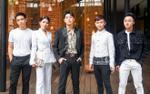 Noo cùng dàn trò cưng 'The Voice' đại náo sự kiện: 'Tôi mong các em sẽ sớm bước ra châu Á'