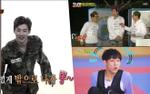 Những khoảnh khắc 'xì hơi' khiến sao Hàn dở khóc dở cười trên sóng truyền hình