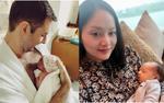 Lan Phương: 'Chồng ngày nào đi làm về cũng ôm hai mẹ con tôi một lúc'