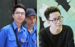 Nam thanh niên tình nguyện gây bất ngờ với gương mặt như bản sao 'thánh thả thính' OSAD