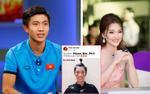 Khẳng định chỉ là bạn thân mà U23 Văn Đức và top 10 HHVN Ngọc Nữ lại dùng chung Facebook?