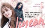 Park Jiyeon tuổi 26: Quá khứ giông bão đã ở lại phía sau, từ bây giờ hãy thật bình yên nhé!