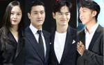 Lee Seung Gi - Krystal toả sáng, Choi Si Won 'sánh đôi' cùng Lee Jin Wook tại sự kiện