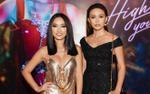 Á hậu Mâu Thủy đến chung vui cùng Quỳnh Thy, hạnh phúc vì cô bạn thân debut làm ca sĩ