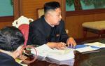Lãnh đạo Triều Tiên Kim Jong-un có thể đang dùng một chiếc iPhone