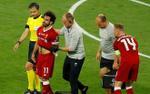 Tổng thống Ai Cập chính thức thông báo về tình hình chấn thương của Salah