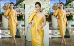 Đỗ Mỹ Linh khoe vai trần gợi cảm đọ sắc cùng 2 Hoa hậu Kỳ cựu nhất Việt Nam