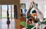 Nhìn vóc dáng Hà Tăng và loạt sao Việt này, bạn đã muốn cắp thảm đi tập yoga chưa?