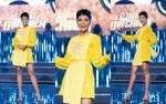 H'Hen Niê tiếp tục 'tung chiêu' với sắc vàng chanh rực rỡ, dẫn đầu xu hướng mùa mốt 2018