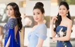 Đỗ Mỹ Linh, Huyền My và dàn mỹ nhân Hoa hậu Việt Nam xuất hiện lộng lẫy, 'đọ sắc' bất phân thắng bại
