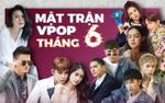 Ai nói tháng 6 Vpop không căng thẳng: Mỹ Tâm, Phạm Quỳnh Anh và loạt nghệ sĩ đều đang 'hừng hực' trở lại