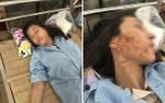 Vụ đánh ghen kinh hoàng: Cô gái bị lột đồ, đổ nước mắm và muối ớt vào người lên tiếng