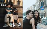 Full ảnh tình tứ của Châu Bùi - Decao ở châu Âu siêu lãng mạn