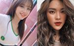 Cận cảnh nhan sắc 2 nữ sinh xinh đẹp xuất hiện trong dàn hot girl Việt cổ vũ World Cup 2018