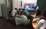 Hình ảnh cụ ông 'ăn ngủ cùng bóng đá' mùa World Cup 2018 gây sốt