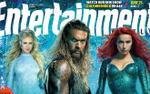 Cực hot: Siêu anh hùng Aquaman cùng mỹ nhân lung linh trong loạt ảnh mới, tiết lộ kẻ phản diện