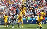 Pháp nhọc nhằn hạ Úc nhờ 2 bàn thắng từ công nghệ VAR và goal line