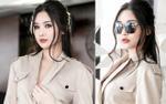 Hoa hậu từng bị ném đá nhiều nhất Việt Nam Lê Âu Ngân Anh: Thấy vui vì hình ảnh mình đang đẹp dần lên