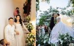 Đám cưới siêu hoành tráng của hot boy chuyển giới Tú Lơ Khơ và vợ doanh nhân