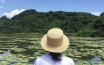 Hồ Quan Sơn - 'tiên cảnh' sát sạt Hà Nội đang được giới trẻ truy lùng những ngày này