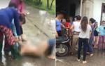 Vụ bồ nhí bị lột đồ bắt quỳ giữa đường vì nhắn tin thách thức vợ nhân tình: Khởi tố 4 bị can tội làm nhục người khác