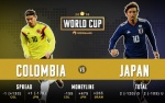 Colombia - Nhật Bản: Samurai sẽ tạo cơn 'địa chấn' trong ngày xuất trận?