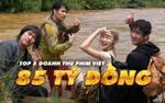 Vượt mặt 'Tháng năm rực rỡ', 'Lật mặt 3' của Lý Hải vào top 5 phim Việt doanh thu cao nhất với 85 tỷ đồng