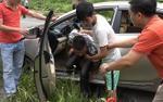 Thực nghiệm điều tra vụ sát hại tài xế cướp xe taxi ở Hải Dương