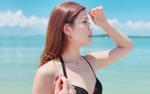 Vẻ đẹp nóng bỏng của nữ MC mặc bikini dẫn chương trình ở Việt Nam