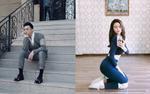 Soobin Hoàng Sơn mang giày nơ điệu đà, 'mẹ một con' Trương Quỳnh Anh khoe vòng ba căng mẩy