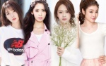BXH danh tiếng thương hiệu nữ người mẫu quảng cáo Hàn Quốc tháng 6