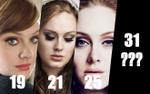 'Hoạ mi nước Anh' Adele trở lại phòng thu: album '31' sẽ được phát hành vào…